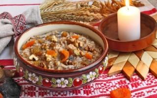 Какие постные блюда принято готовить на поминальный обед
