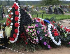 Через какое время после погребения следует убирать венки