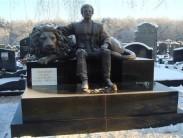Какие известные люди похоронены на Троекуровском кладбище