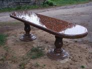 Как самостоятельно сделать скамейку для кладбища