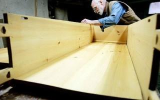 Как сделать самостоятельно гроб: варианты чертежей и инструкция