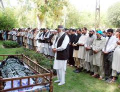 Особенности традиции погребения у татар