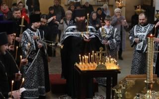 Что нужно заказать в церкви на 40 дней со дня смерти: панихида или молебен