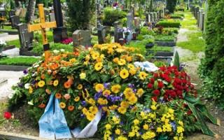 На какой день после похорон ходят на кладбище