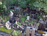 Какие известные люди похоронены на Ваганьковском кладбище: список знаменитостей