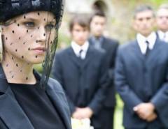 Правила выбора траурной одежды для похоронной процесси
