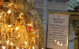 Как провести покойного родственника в последний путь: правила чтения молитвы об усопших