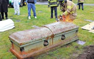 Эксгумация: особенности и правила изъятия тела умершего из могилы
