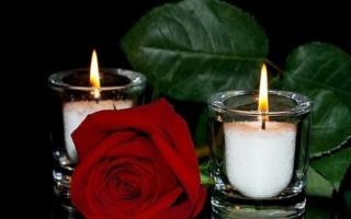 Примеры траурных поминальных стихов в память об умерших близких