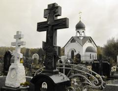 Виды и особенности памятников в виде креста для установки на могилу