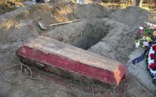 Перезахоронение: особенности переноса с одного кладбища на другое
