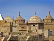 Правила оформления кладбища у казахов