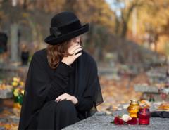 Речь в память об умершем муже: варианты стихов