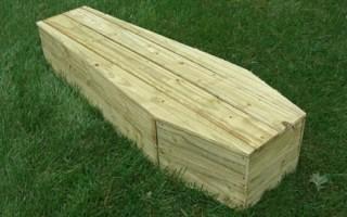 Из какого дерева делают гробы и виды атрибутики
