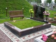 Ландшафтный дизайн и озеленение могил: особенности ухода