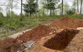 Как правильно выкопать могилу: правила и расчет размера