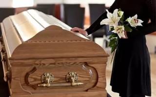 Особенности и традиции похорон человека в православии