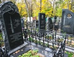 Правила изготовления и установки кованой оградки на мусульманскую могилу