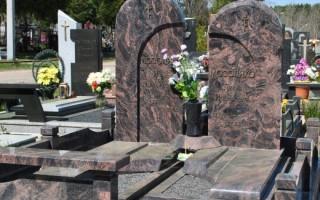 Выбор памятника на могилу: на что обратить внимание