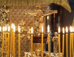 Правила процедуры отпевания усопшего в церкви