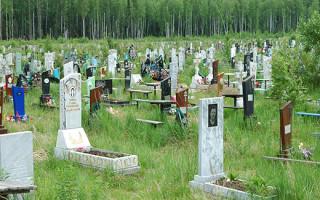 Что может значить во сне кладбище с могилами и разными памятниками