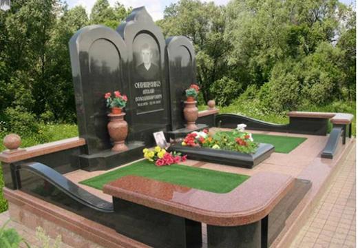 Оформление могилы
