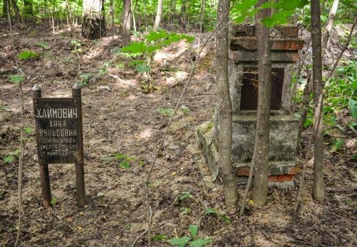Заброшенная могила