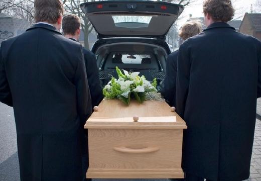 Процессия похорон