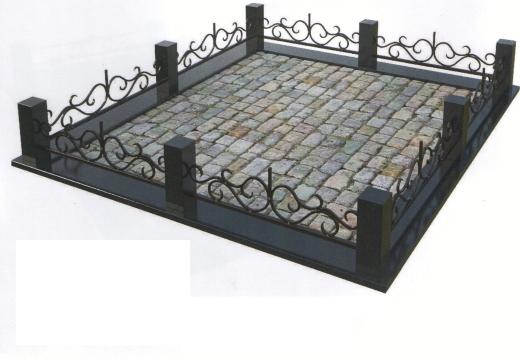 Оградка для могилы