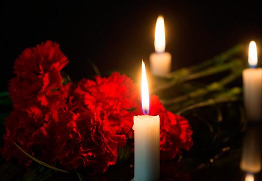 свечи и гвоздики