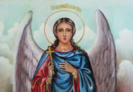 Лик ангела-хранителя