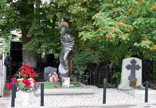 Могила Высоцкого