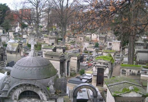 Европейское кладбище