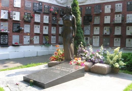 Колумбарий новодевичьего кладбища