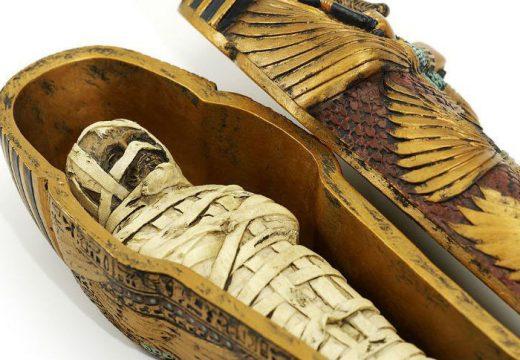 древняя мумия