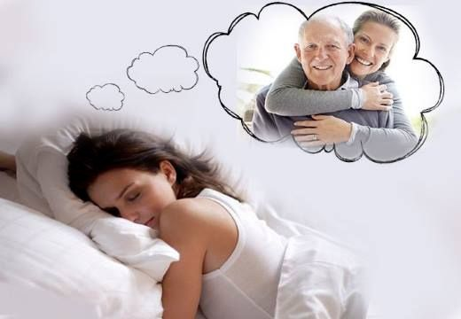 во сне видит родителей