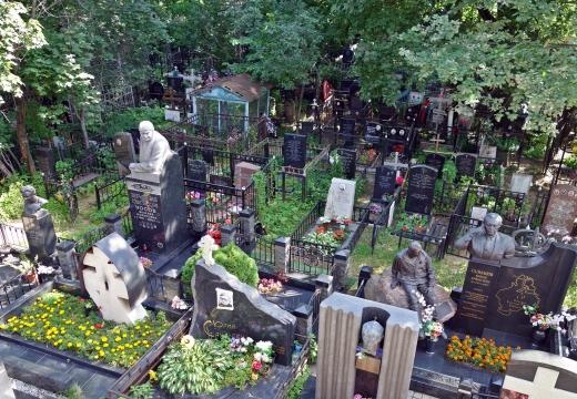 Ваганьсковское кладбище