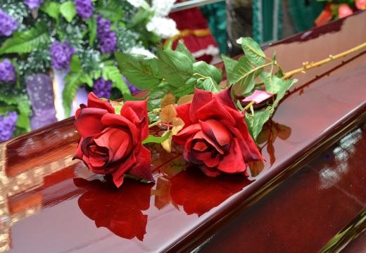 две розы на гробу