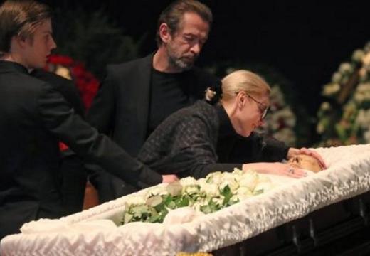прощание с умершим