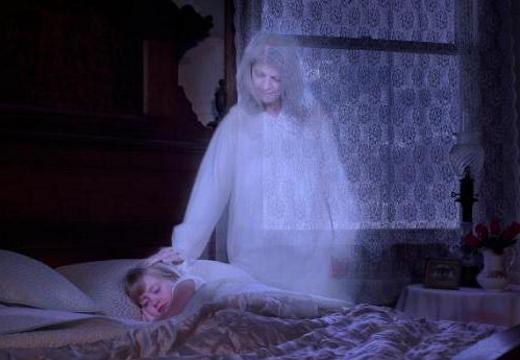 ребенку сниться умершая мать