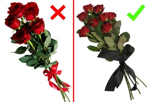 букеты 5 8 роз