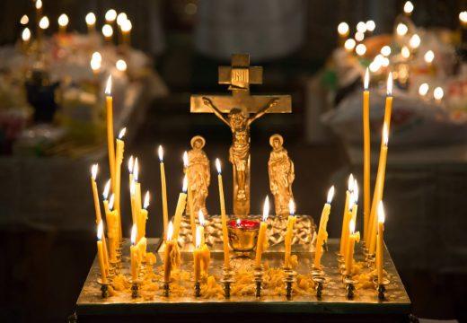 свечи за усопших