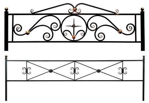 Дизайн оградки