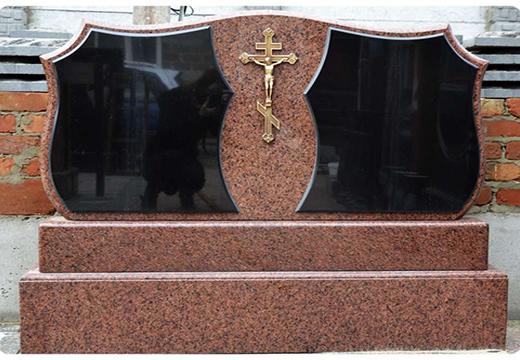 крест на надгробии