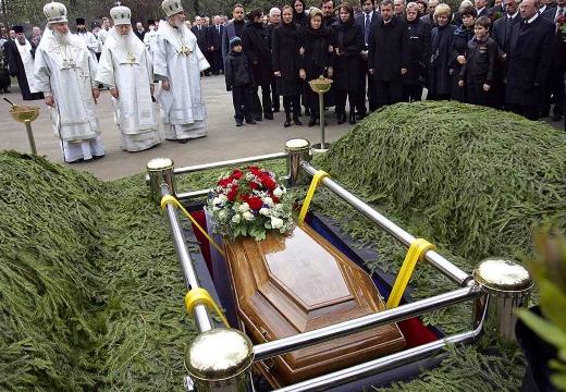 похороны ванги