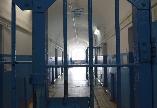 тюрьма коридор