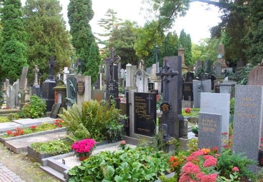 кладбище в россии
