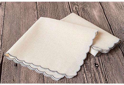 белый платочек