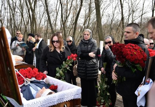 женщины на похоронах