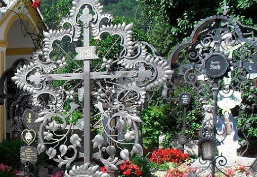 кресты на могилу из металла